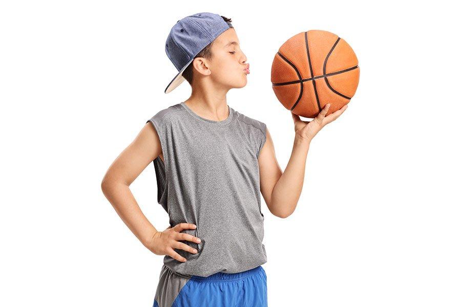 Vitality March Madness Basketball Drive